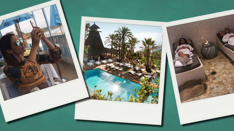 Todos los detalles de las vacaciones de Paula Echevarría en Marbella
