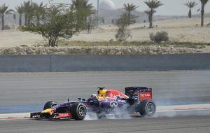 Y al décimo día Red Bull es tercero: una golondrina no hace verano