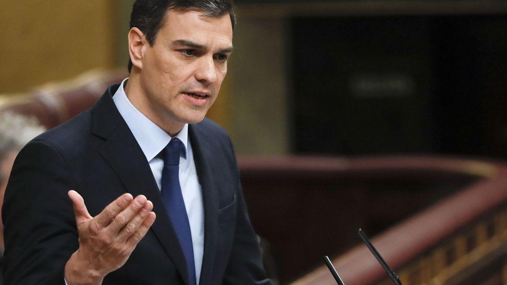 Sánchez emplea el debate de refugiados para postularse como presidente