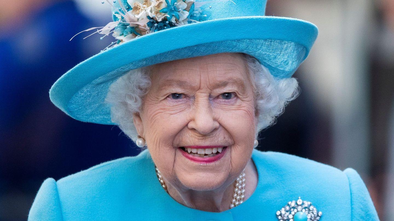 La reina Isabel II de Inglaterra, en una imagen de archivo. (EFE)