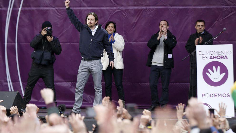 Las bases de Podemos intentan frenar la acumulación de cargos