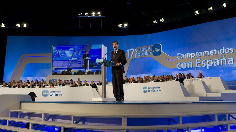 Rajoy sube la apuesta y lleva a Barcelona el gran debate del congreso del PP