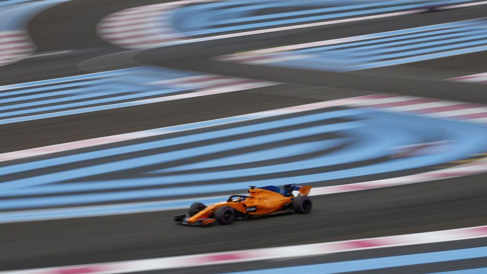 Foto: El proyecto del MCL33 está siendo un fracaso y McLaren busca culpables. (EFE)