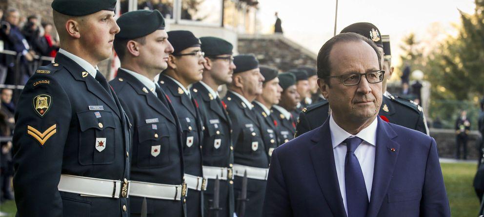 Foto: El presidente francés, François Hollande, en una imagen de archivo (Gtres)