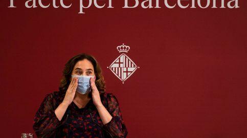 El mosqueo de Ada Colau con la huida del Rey Juan Carlos