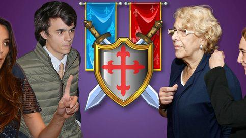 La cruzada de los hermanos Tamara y Duarte Falcó contra Podemos