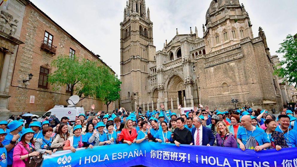 ¡Bienvenido, míster Chen! Los chinos se dejan 2 millones en compras en Madrid
