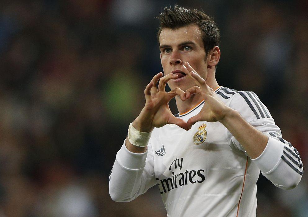 Foto: Gareth Bale, un hombre que lleva su Cardiff natal en el corazón.