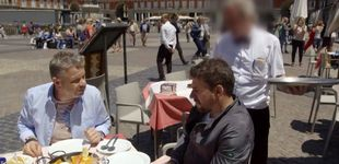 Post de Echan de un restaurante a Alberto Chicote en plena Plaza Mayor de Madrid