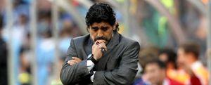Maradona decidirá este fin de semana su continuidad