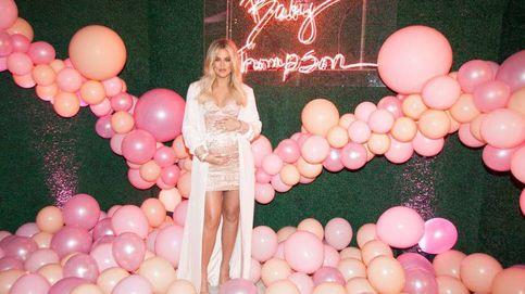 La fiesta 'baby shower' de Khloé Kardashian: otra fuente de ingresos para la familia