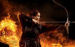 El estreno de 'Los juegos del hambre: En llamas' alcanza el 26%