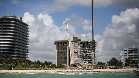 Qué pasará con la parte del edificio de Miami que no se derrumbó