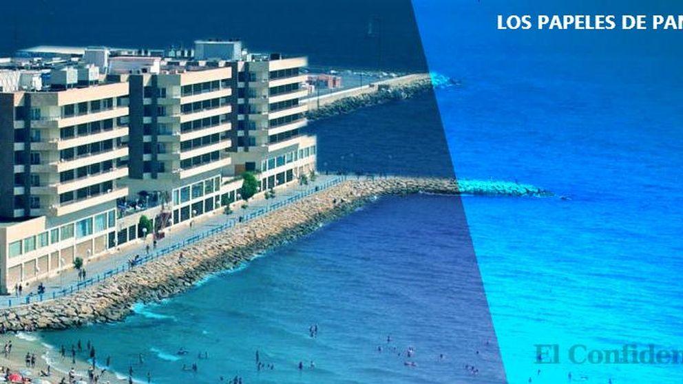 Las tres grandes familias hoteleras de España tuvieron sociedades en Panamá