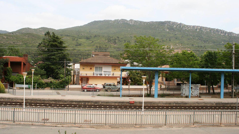 El pueblo en el que vive Marta con las niñas está a 30 km de la ciudad de Tarragona. (Alejandro Requeijo)