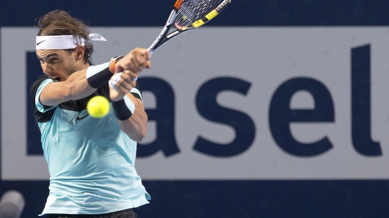 Así vivimos en directo la final de Basilea: Rafa Nadal-Roger Federer