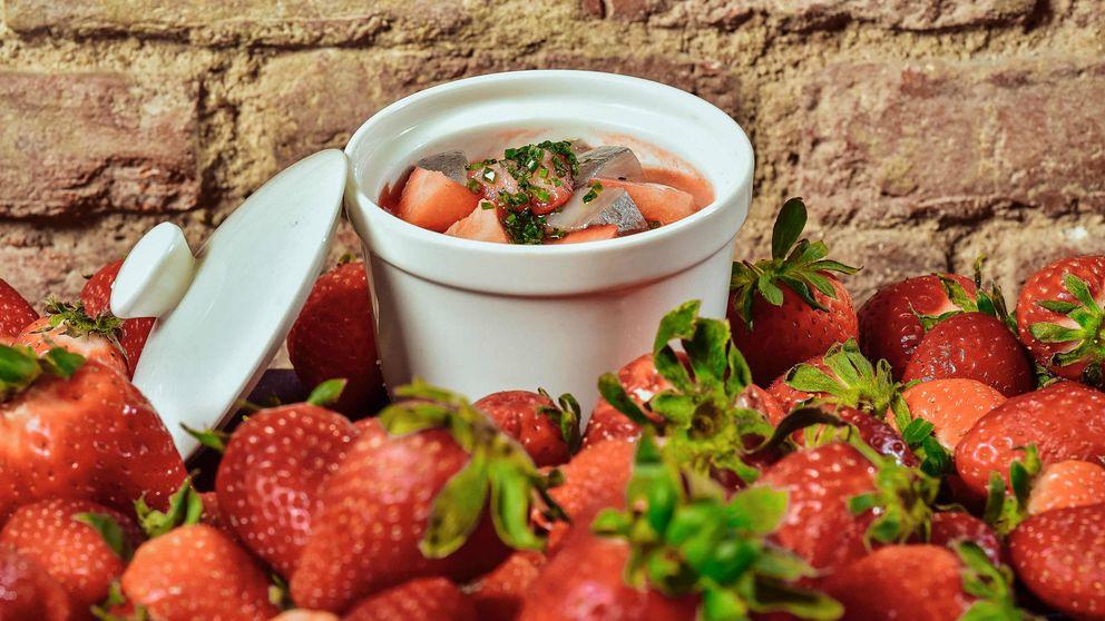 15 restaurantes  donde comer el mejor salmorejo y la mejor vichysoisse
