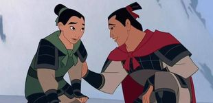 Post de Disney elimina a un personaje bisexual en la versión de 'Mulán' con actores