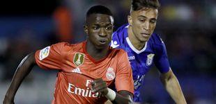 Post de Melilla - Real Madrid: resultado de los de Solari, con Vinicius y Cristo de protagonistas