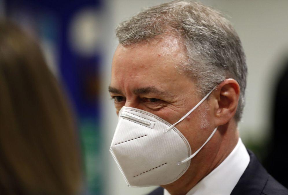 Foto: El lehendakari Iñigo Urkullu en un reciente acto. (EFE)