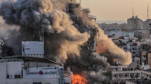 Israel amplía su ofensiva contra Gaza con bombardeos de efectivos terrestres