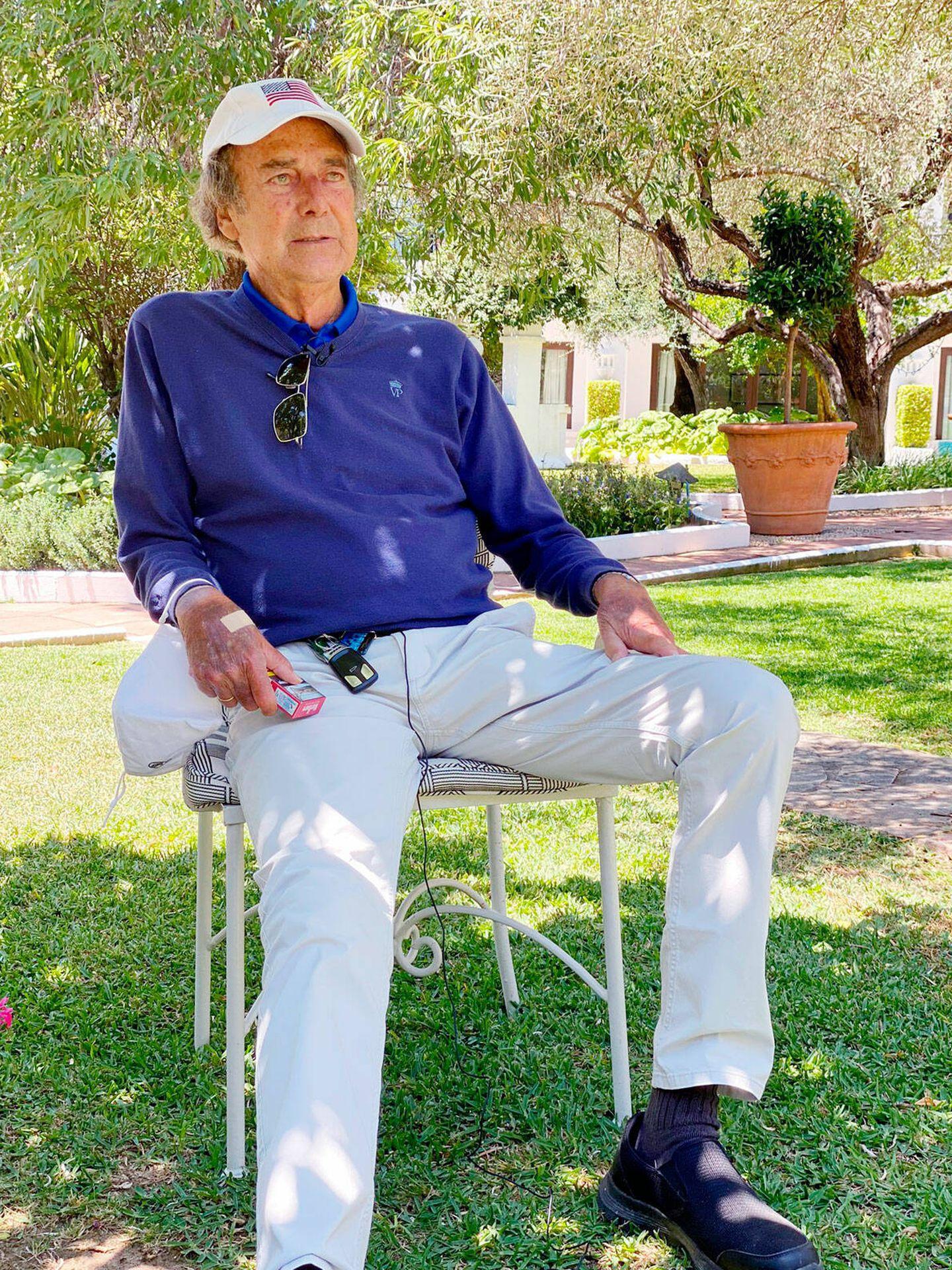 Luis Ortiz.