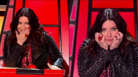 'La Voz', más 'hot' que nunca con Pausini y su afán por desnudar a los chicos