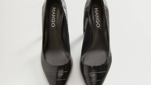 Mango vende por 20 euros los zapatos de tacón básicos para tu fondo de armario