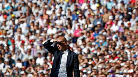 Zidane queda señalado y mantiene vivo el debate que abrió sobre su continuidad