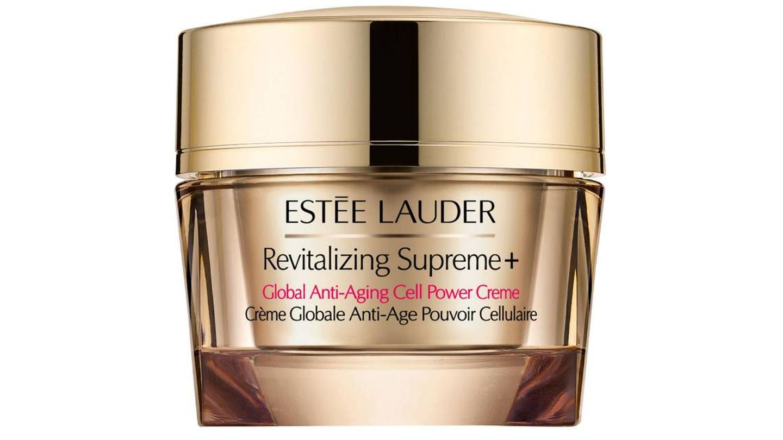 Revitalizing Supreme + de Estée Lauder.