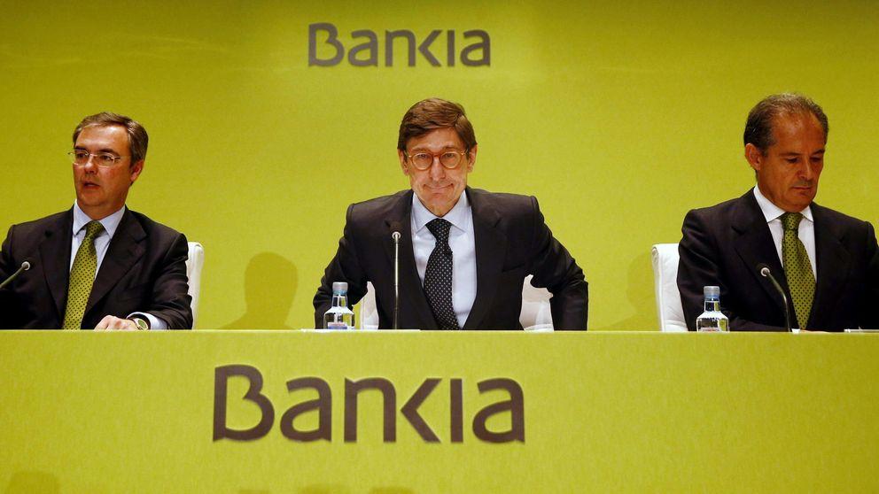 Bankia logra 383 millones por la deuda hotelera vendida a Bank of America