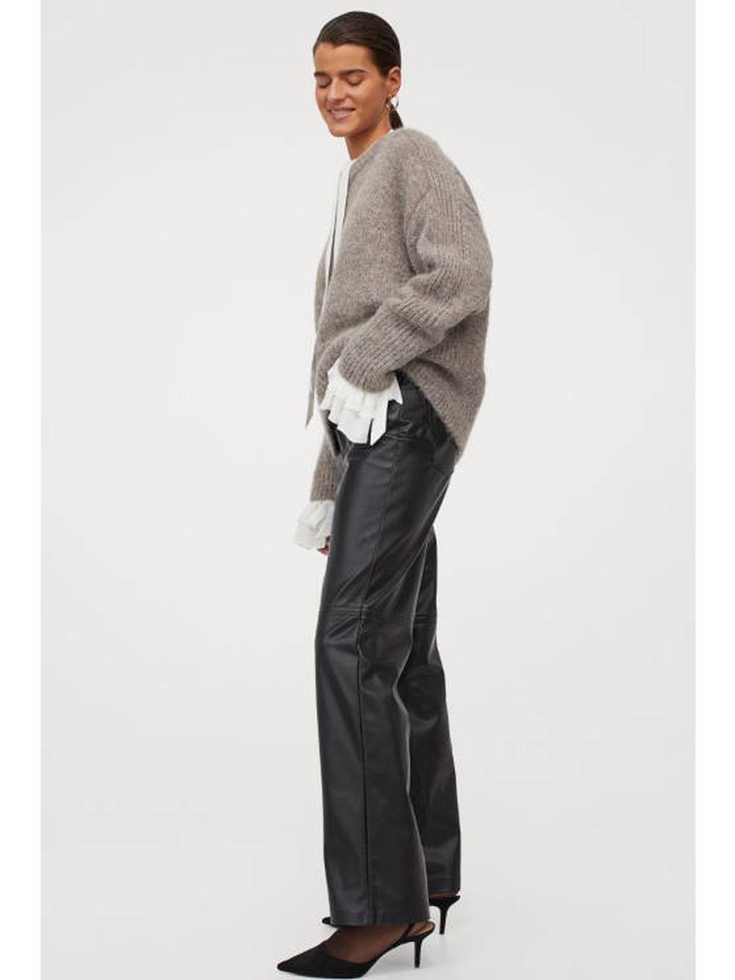 El pantalón de HyM. (Cortesía)