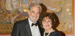 Post de Marta Ornelas, la mujer que ha estado al lado de Plácido Domingo durante 60 años