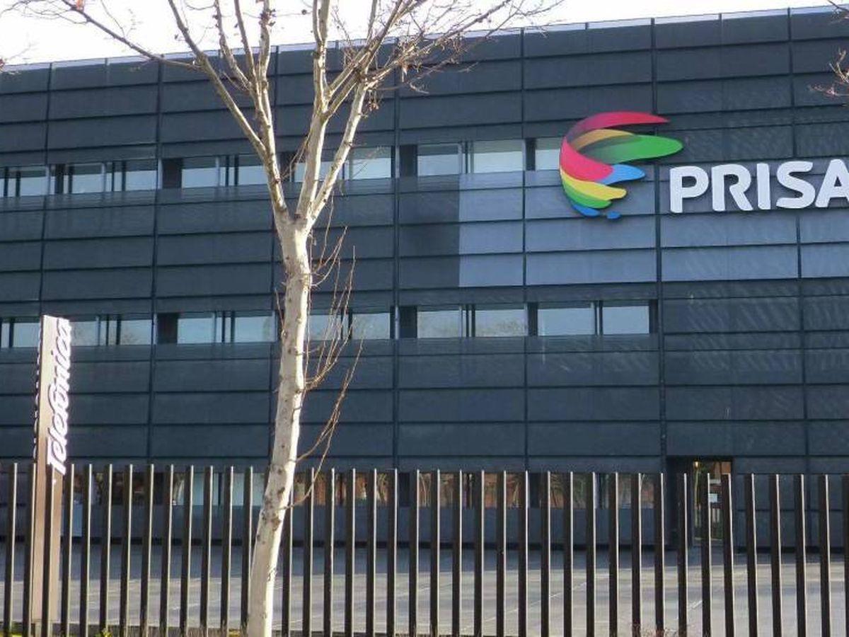 Foto: Instalaciones del Grupo Prisa. (Wikipedia)
