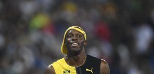 Post de Silencio, corre Usain Bolt