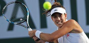 Post de Garbiñe ante la montaña de Plisikova, una tenista que definirá su carrera