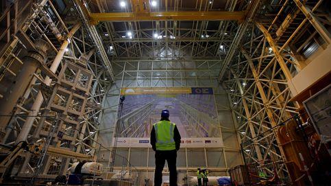 El hogar de la fusión nuclear toma forma