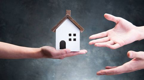¿Se puede ceder parte de una casa heredada sin tener que pagar impuestos?
