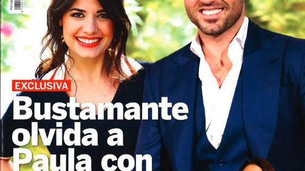 Bombazo: David Bustamante y Ares Teixidó, pareja sorpresa