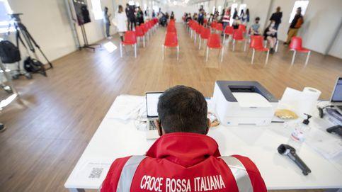 Italia se suma a Francia y Alemania y permite pedir cita para vacunarse sin grupos de edad
