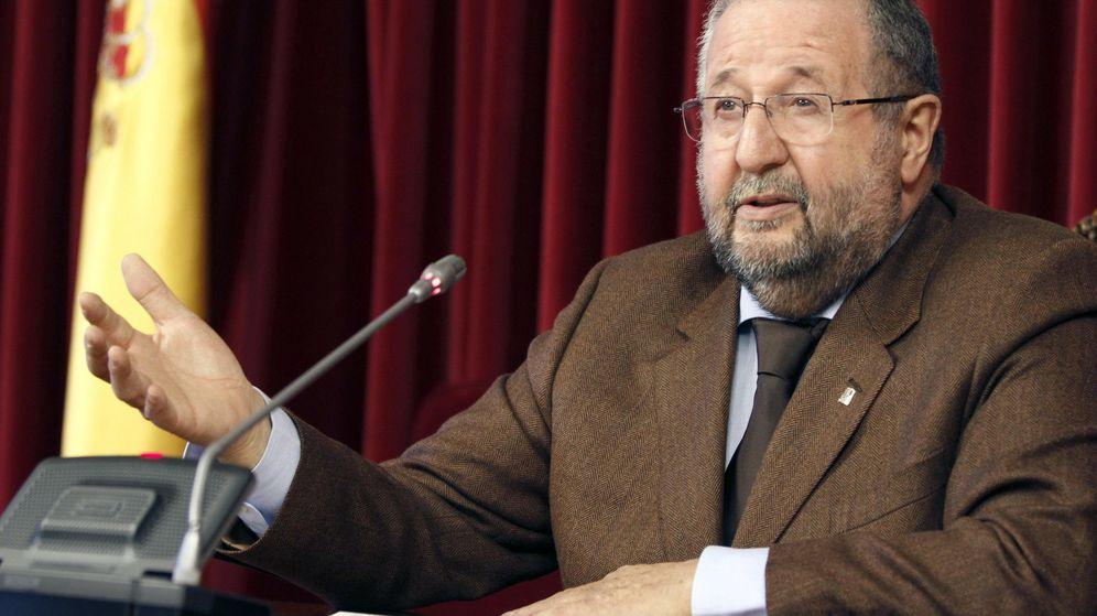 Foto: El alcalde de Lugo, Xosé Clemente López Orozco. (EFE)