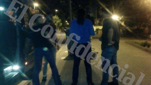 Iglesias entra a casa de Roures para reunirse con Junqueras