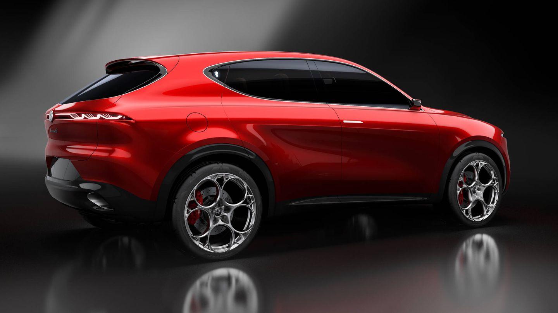 El Alfa Romeo Tonale llegará en la próxima primavera, y compartirá con los Jeep Renegade y Compass la plataforma y las mecánicas de 190 y 240 CV.