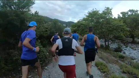 Grecia celebra 'la carrera de los dioses' en el monte Olimpo, en la que ha ganado un español