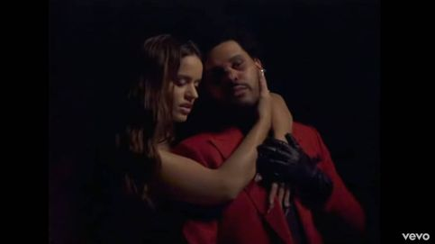Rosalía y The Weeknd lanzan un remix de 'Blinding Litghts' para revolucionar el final de 2020