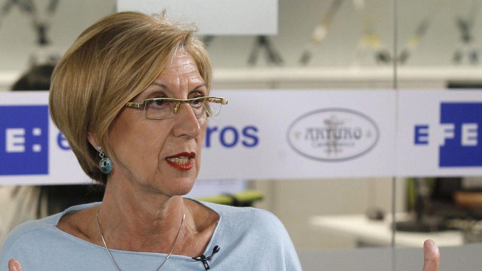 Díez: UPyD va a desenmascarar a CiU y PNV en Europa