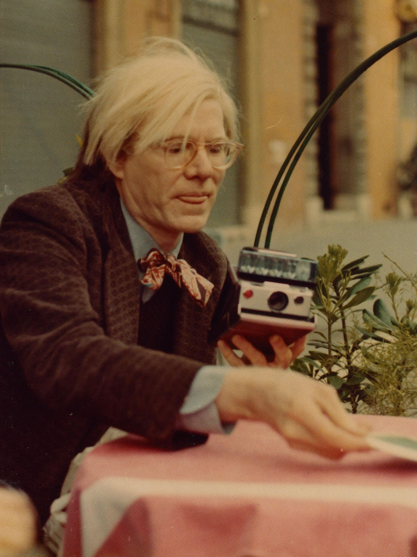Andy Warhol (1972) / The Andy Warhol Foundation for the Visual Arts