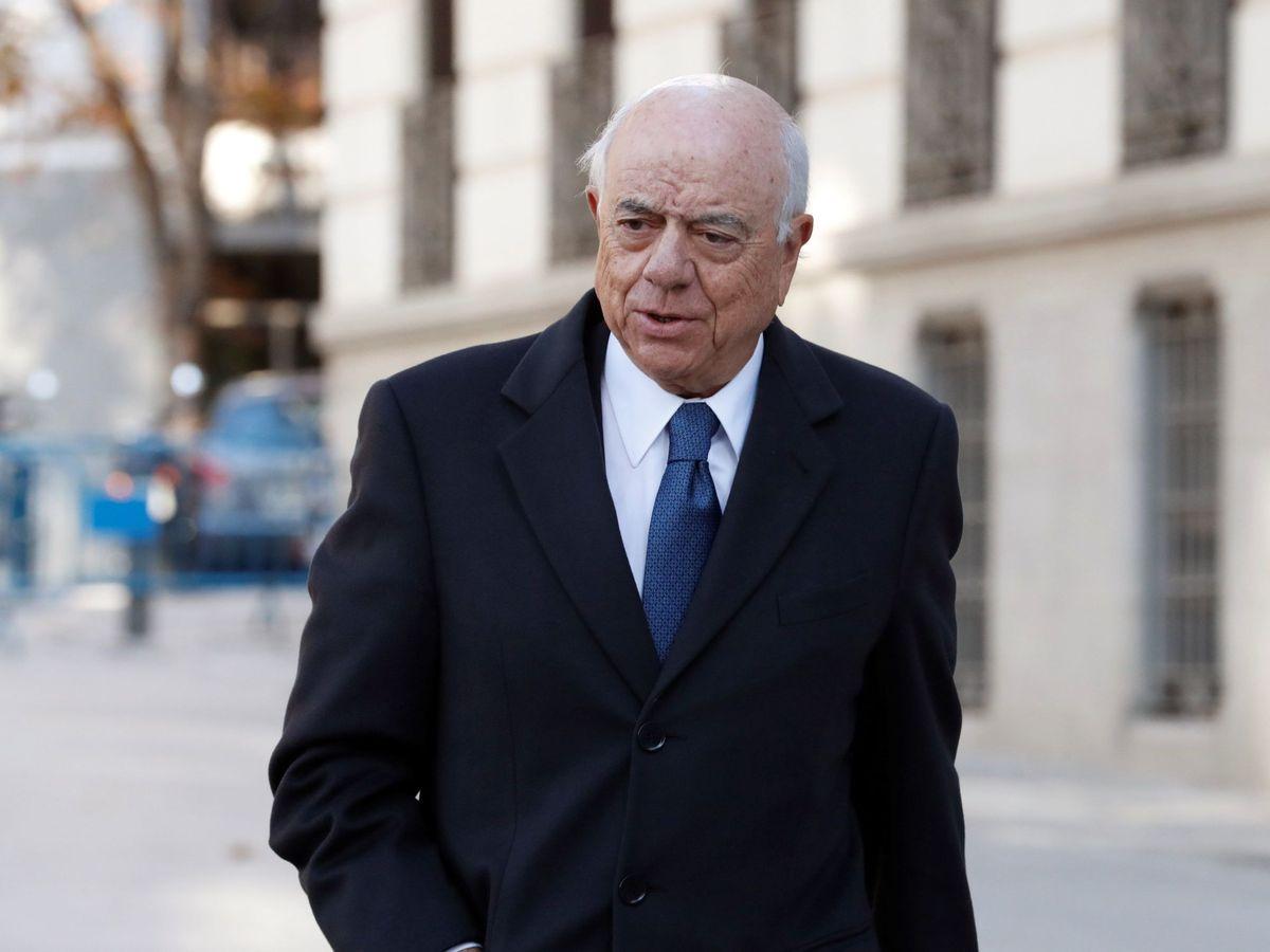 Foto: Ex presidente del BBVA, Francisco González (EFE)