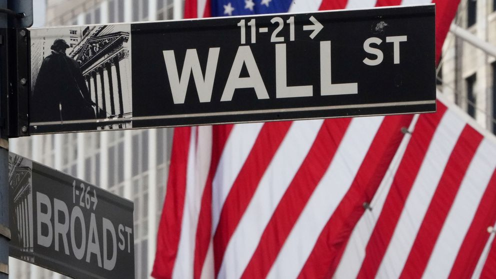Los bancos de Wall Street (incluidos Santander y BBVA) caen con fuerza en bolsa
