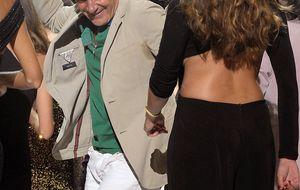 Antonio Banderas se desmelena